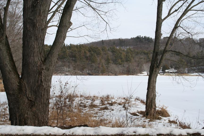 Lake of the Dells (Winter)